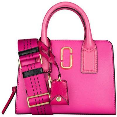 MARC JACOBS Marc Jacobs Saffiano-Handtasche Little Big Shot pink