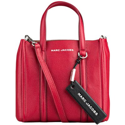 MARC JACOBS Marc Jacobs Umhängetasche The Mini Tag Tote rot