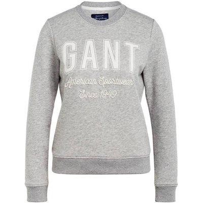 Gant Sweatshirt grau