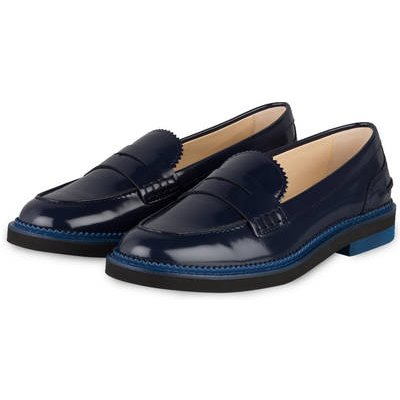 Tod's Penny-Loafer blau