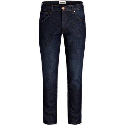 Wrangler Jeans Regular Straight blau