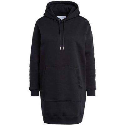 Calvin Klein Jeans Sweatkleid schwarz