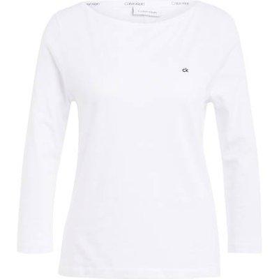 Calvin Klein T-Shirt weiss