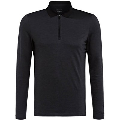Olymp Poloshirt grau