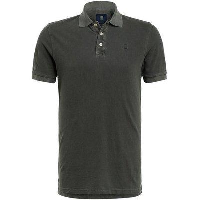 G-Star Raw Piqué-Poloshirt gruen