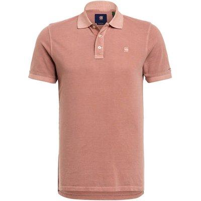 G-Star Raw Piqué-Poloshirt rosa