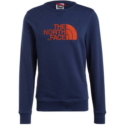 The North Face Sweatshit Drew Peak Crew blau