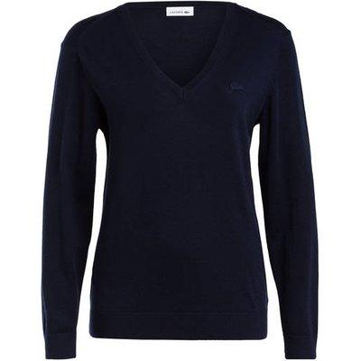 LACOSTE Lacoste Pullover blau