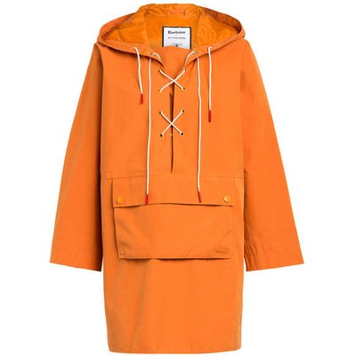 Barbour Oversized-Regencape Pip orange
