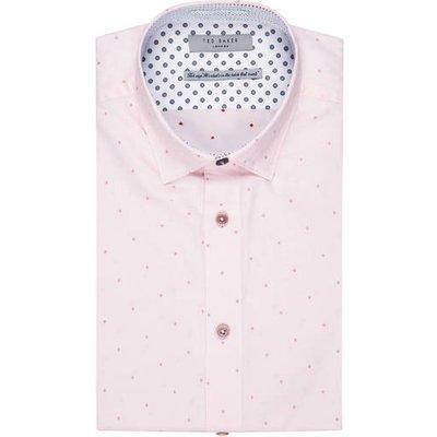 TED BAKER Ted Baker Hemd Kameron Slim Fit pink