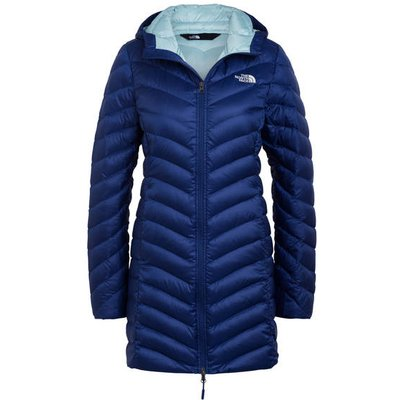 The North Face Daunenparka Trevail blau