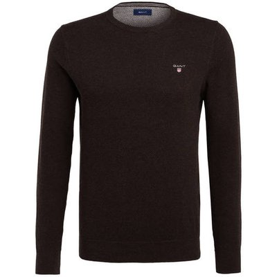 Gant Pullover braun