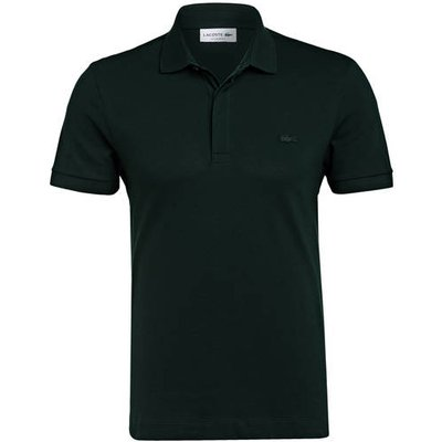 Lacoste Piqué-Poloshirt Paris Regular Fit gruen