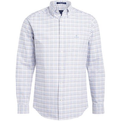 Gant Oxford-Hemd The Beefy Regular Fit blau