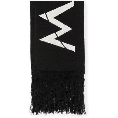 A-Cold-Wall* Schal schwarz