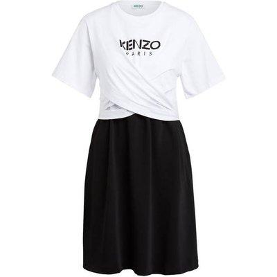 Kenzo Kleid weiss