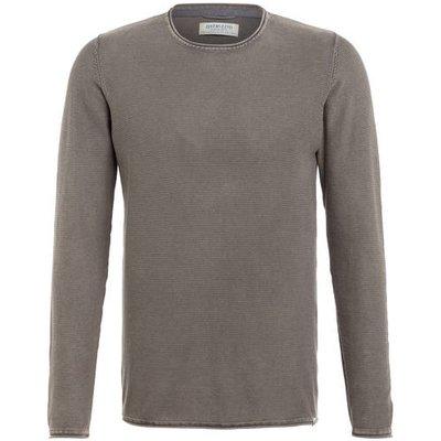 Dstrezzed Pullover Cooper grau