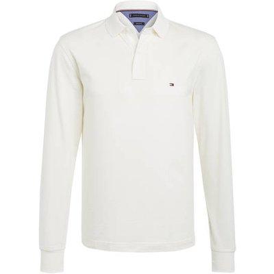 Tommy Hilfiger Poloshirt Regular Fit weiss