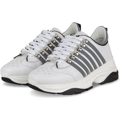 DSQUARED2 dsquared2 Sneaker Bumpy weiss
