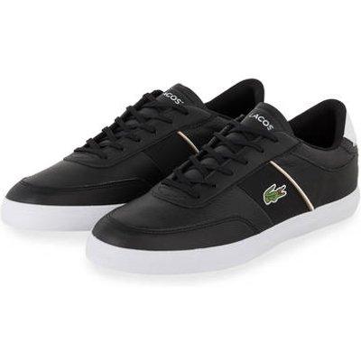 LACOSTE Lacoste Sneaker Court-Master schwarz