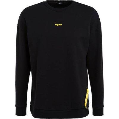 TIGHA Tigha Sweatshirt schwarz