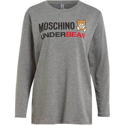 Moschino Lounge-Shirt grau