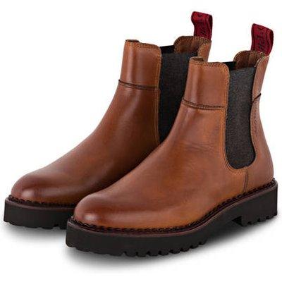 Marc O'polo Chelsea-Boots braun