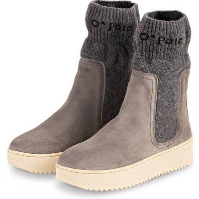 Marc O'polo Chelsea-Boots grau