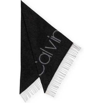 Calvin Klein Dreieckstuch schwarz