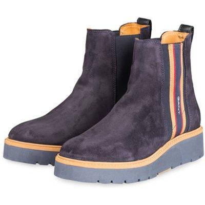 Gant Chelsea-Boots Casey blau