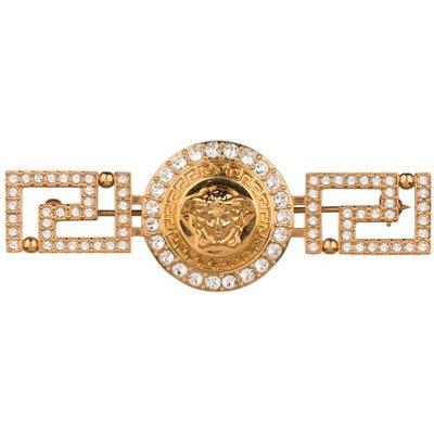 Versace Brosche gold