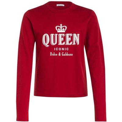 DOLCE & GABBANA Dolce&Gabbana Longsleeve rot