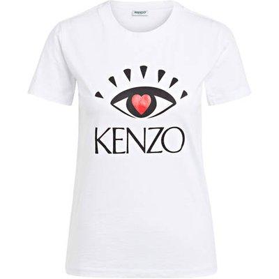 Kenzo T-Shirt weiss