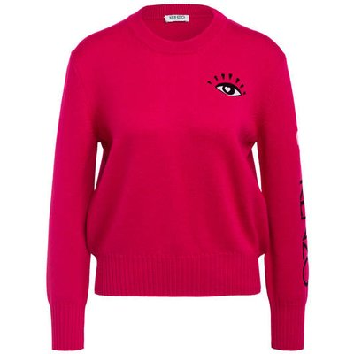 Kenzo Pullover rot