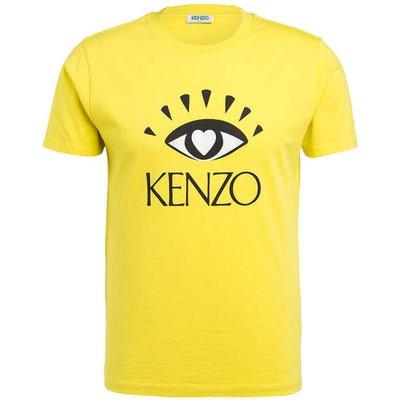 Kenzo T-Shirt Valentines gelb