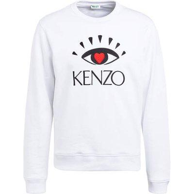 Kenzo Sweatshirt weiss