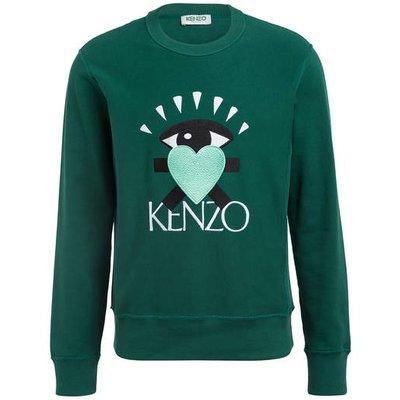 Kenzo Sweatshirt Cupid gruen