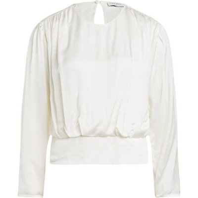 Sandro Bluse weiss