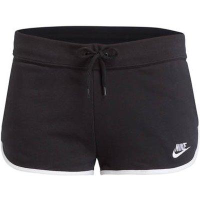 NIKE Nike Shorts Heritage Fleece schwarz