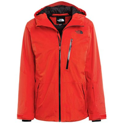 The North Face Skijacke Descendit rot