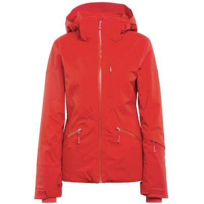 The North Face Skijacke Lenado rot