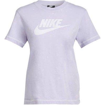NIKE Nike T-Shirt Rebel violett