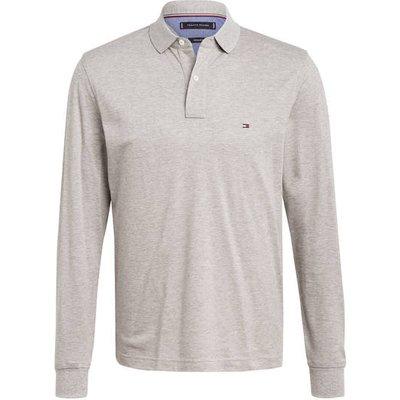 Tommy Hilfiger Poloshirt Regular Fit grau