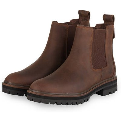 Timberland Chelsea-Boots London Square braun