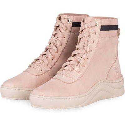 Timberland Hightop-Sneaker Ruby Ann rosa