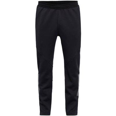 Adidas Trainingshose Climaheat schwarz
