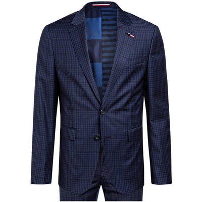 Tommy Hilfiger Anzug Slim Fit blau
