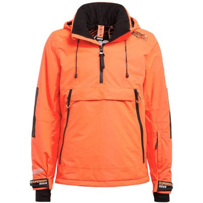 Superdry Skijacke orange