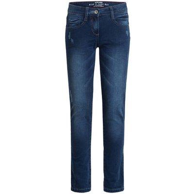 S.Oliver Jeans Suri Slim Fit blau