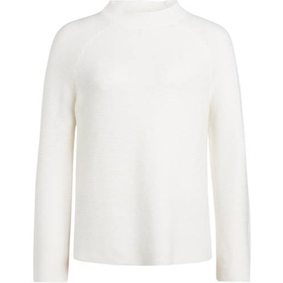 S.Oliver Black Label Pullover weiss